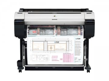 Canon-iPF770-printing